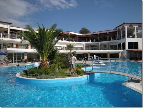 Отзыв об отеле Alexandros Palace, Греция, Халкидики
