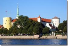Современный Сказочный город Рига
