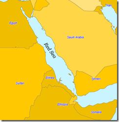 Египетское побережье Красного Моря