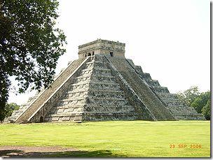 пирамида майя, чичен-ицу