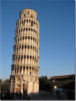 Пизанская Башня или чем знаменита Пиза?