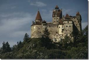 замок графа друкулы в румынии