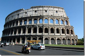 Рим – древность, средневековье и современность в одном городе
