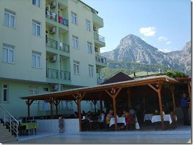 Отзыв об отеле gonul palace Турция, Кемер, Бельдиби