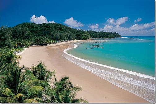 Пляжи островов Тайланда