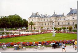 Люксембургский Сад - достопримечательность Парижа №5