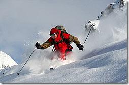 Австрия горнолыжная