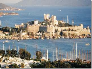 Сиде — курорт и исторический памятник Турции