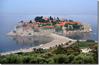Город Черногории