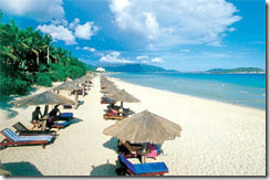 Курорты острова Хайнань