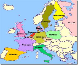 Лучшие достопримечательности Европы. Часть 1