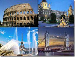 Лучшие достопримечательности Европы. Часть 2