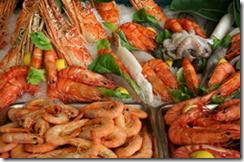 греческая кухня морепродукты