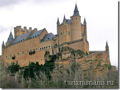 Одна из «столиц Испании» — Сеговия