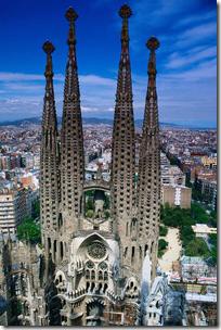 Барселона — второй центр Испании