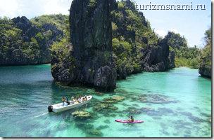 Отдых на Филиппинах.