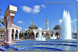 turizmsnami.ru, Арабские эмираты (ОАЭ)