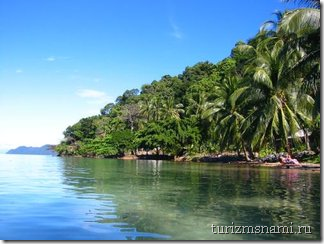 Ко-Чанг — отдых в Таиланде