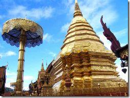 храмы Северного Таиланда - Чианг Май
