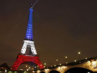 Немного о Париже