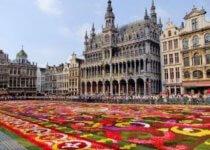 Самые известные достопримечательности Брюсселя