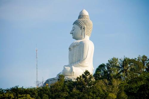 посмотреть статую Будды на Пхукете
