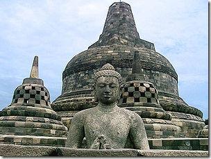 Индонезия, Ява, Храм Боробудур