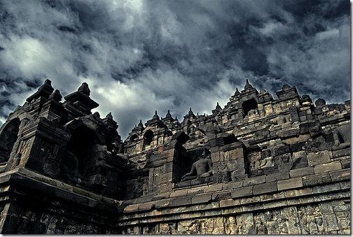 Достопримечательности Явы. Храм Боробудур