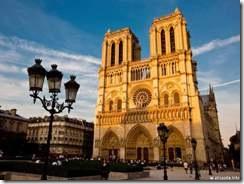 Достопримечательности собора Парижской Богоматери