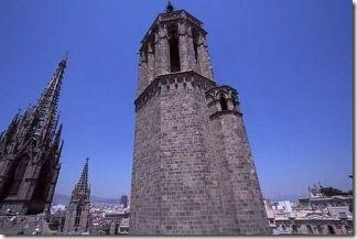 Достопримечательности Каталонии. Готический Квартал в Барселоне