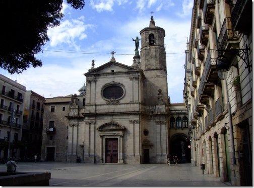 Столица Каталонии. Готический квартал