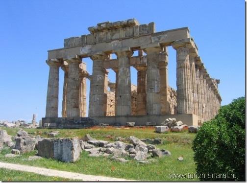 Греческие храмы на Сицилии