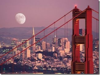 Города Соединенных Штатов Америки. Сан-Франциско