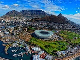 Кейптаун - фото города
