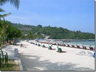 4 лучших пляжа острова Пхукет — жемчужины Тайланда