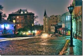 Как спланировать путешествие в Киев? …или куда-то еще