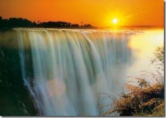 Водопад Виктория — Где находится? Как добраться? Когда посетить?