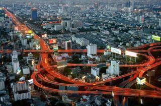 Привлекательные города Тайланда