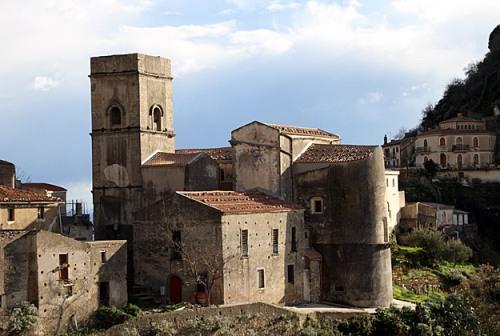 Деревня Савока. Сицилия