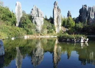 Шилинь - каменный лес