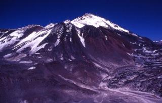 Вулкан Охос дель Саладо