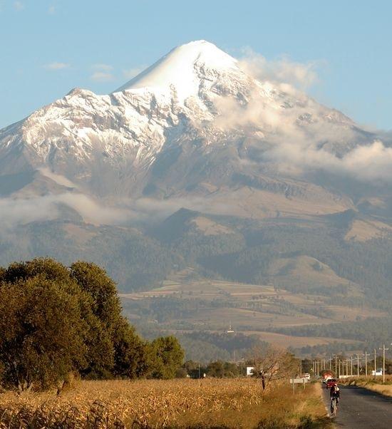 Самый высокий вулкан Австралии Гилуве