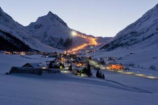 Горнолыжные курорты Австрии: Гальтюр