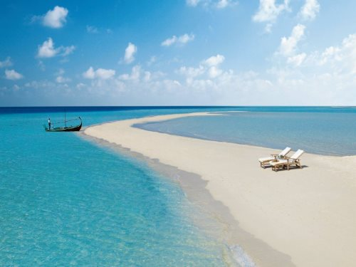 Август на Мальдивах