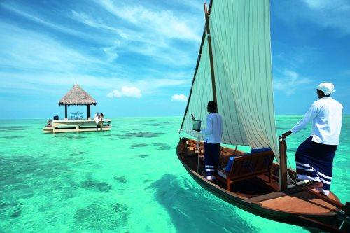 Мальдивские острова в июле
