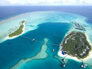 Самые большие острова Мальдив