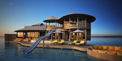 Мини отель, Мальдивы