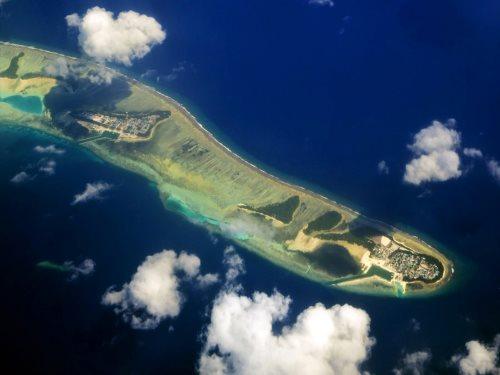 остров Ган