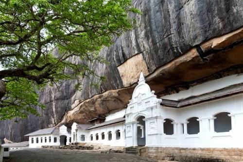 Пещерный Храм Дамбулла