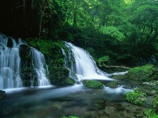 популярные водопады